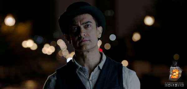 Dhoom 3 Aamir Khan Cool Pic Stills