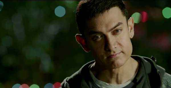 Dhoom 3 Aamir Khan Image Stills