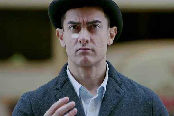 Dhoom 3 Aamir Khan Images Stills