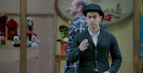 Dhoom 3 Aamir Khan Look Stills
