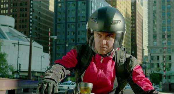 Dhoom 3 Aamir Khan Photo Stills