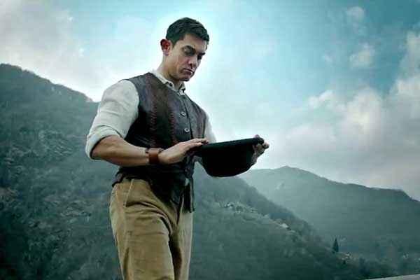 Dhoom 3 Aamir Khan Photos Stills