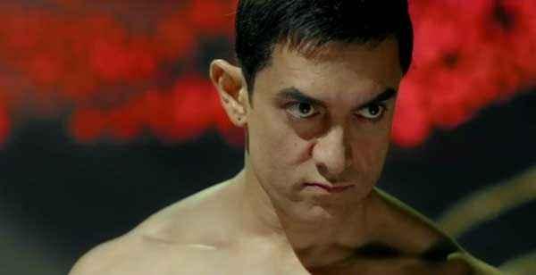 Dhoom 3 Aamir Khan Picture Stills