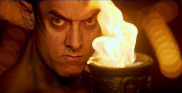 Dhoom 3 Aamir Khan Wallpapers Stills
