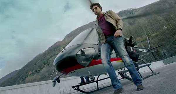 Dhoom 3 Abhishek Bachchan Pics Stills