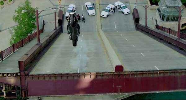 Dhoom 3 Dangerous Stunt Scene Stills