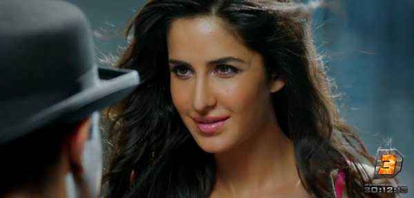 Dhoom 3 Katrina Kaif Sexy Eyes Stills