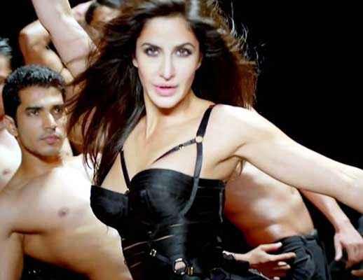 Dhoom 3 Katrina Kaif Sexy Pic Stills