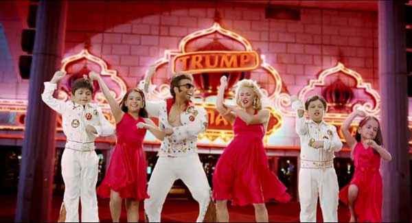 Dhoom 3 Uday Chopra Dance Stills