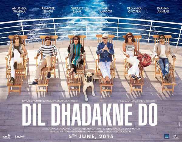Dil Dhadakne Do Image Poster