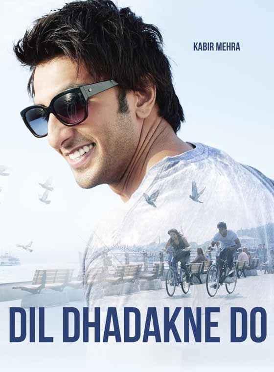 Dil Dhadakne Do Ranveer Singh Poster