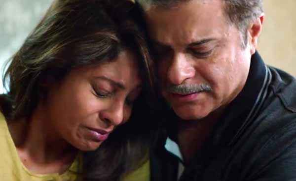Dil Dhadakne Do Anil Kapoor Shifaali Shah Sad Scene Stills