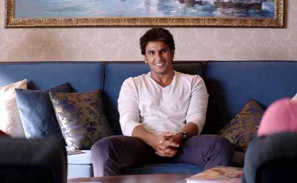 Dil Dhadakne Do Ranveer Singh Wallpaper Stills