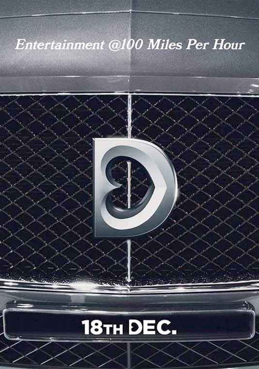 Dilwale 2015 Car Logo Poster
