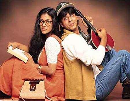 Dilwale Dulhaniya Le Jayenge Shah Rukh Khan Kajol Photos Stills