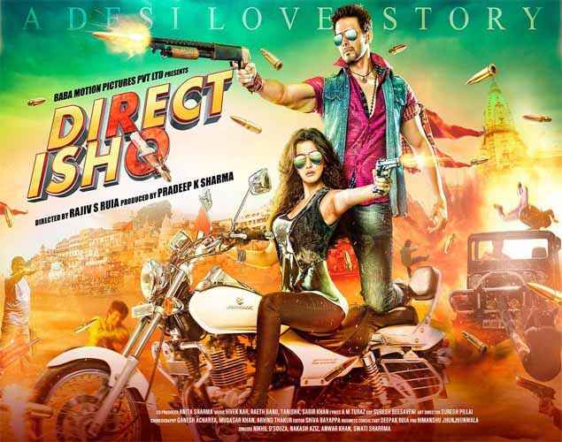 Direct Ishq Poster