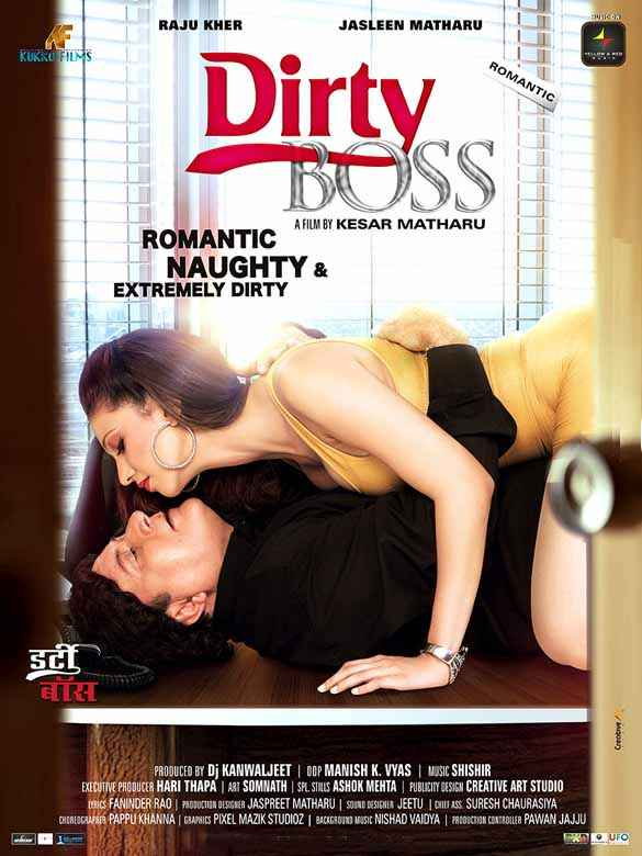 Dirty Boss  Poster