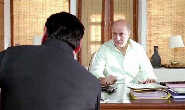 Dirty Politics Anupam Kher Style Stills