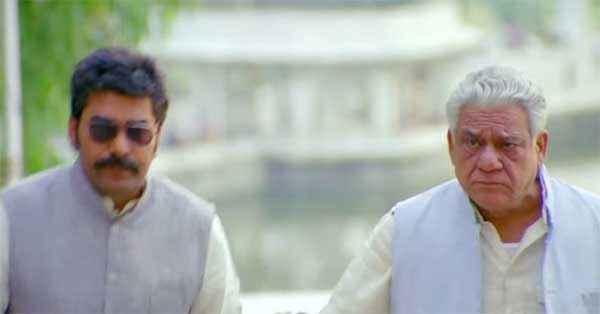 Dirty Politics Ashutosh Rana Om Puri Acting Stills