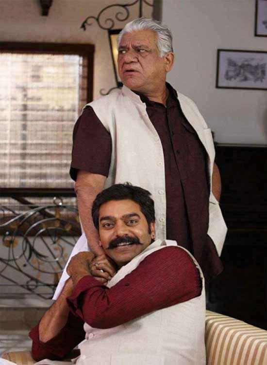 Dirty Politics Ashutosh Rana Om Puri Stills