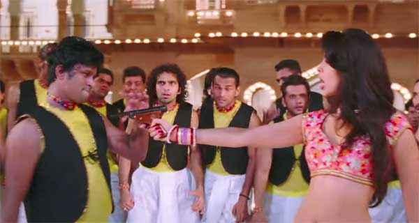 Dirty Politics Mallika Sherawat In Mere Ghagare Ke Item Song Stills