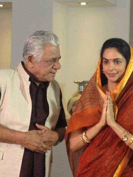 Dirty Politics Mallika Sherawat Om Puri Pics Stills
