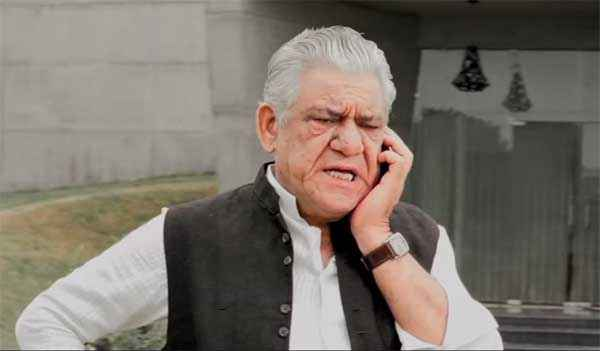 Dirty Politics Om Puri Acting Stills