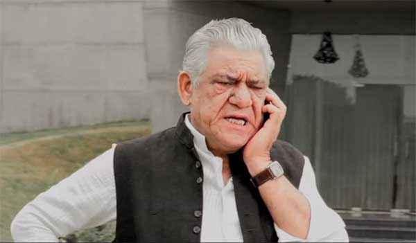 Dirty Politics Om Puri Acting Stills