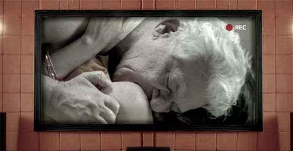 Dirty Politics Om Puri Mallika Sherawat Hot Bed Scene Stills