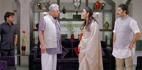 Dirty Politics Rajpal Yadav Mallika Sherawat Ashutosh Rana Om Puri Stills