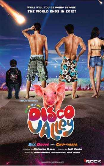 Disco Valley  Poster