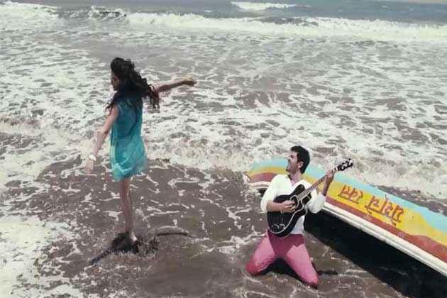 Dishkiyaoon Harman Baweja Ayesha Khanna On Beach Stills