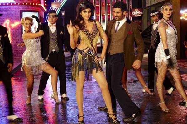 Dishkiyaoon Hot Shilpa Shetty In Tu Mere Type Ka Item Number Song Stills