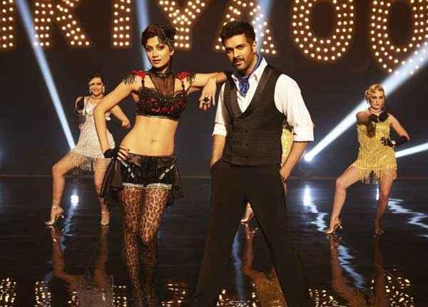 Dishkiyaoon Hot Shilpa Shetty Item Song Stills