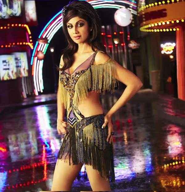 Dishkiyaoon Shilpa Shetty Hot Dress Stills