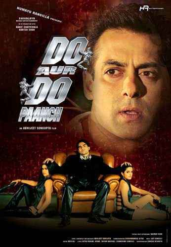 Do Aur Do Paanch 2014 Poster
