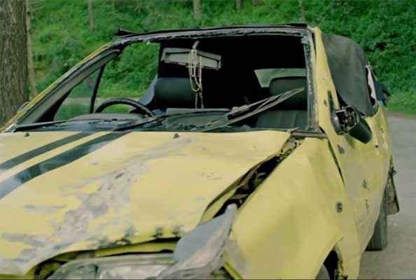 Doctor, I Love You Crushed Car Stills