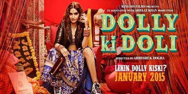 Dolly Ki Doli Sonam Kapoor Poster