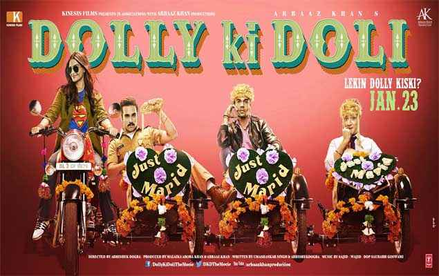 Dolly Ki Doli Wallpaper Poster