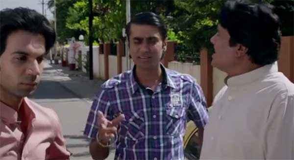 Dolly Ki Doli Rajkummar Rao Discussing With Other Stars Stills