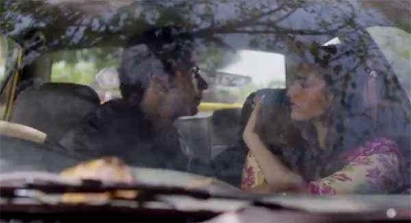 Dolly Ki Doli Rajkummar Rao Sonam Kapoor In Car Stills