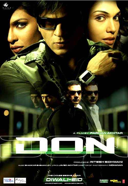 Don 2006  Poster
