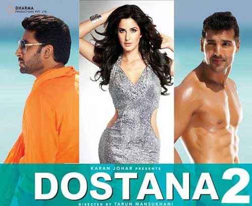 Dostana 2 Poster