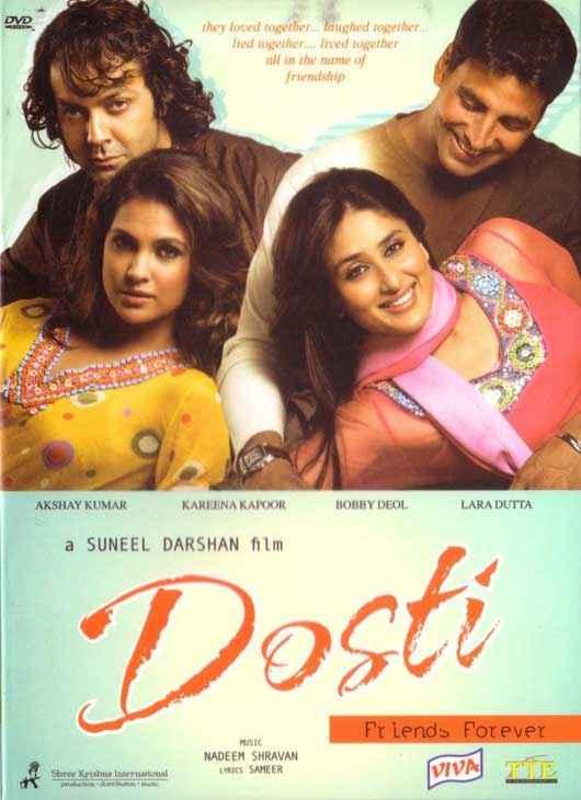 Dosti - Friends Forever Poster