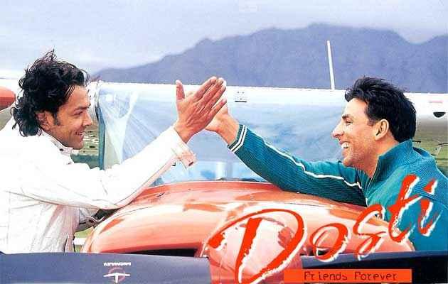 Dosti - Friends Forever Akshay Kumar Bobby Deol Stills