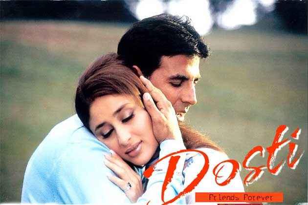 Dosti - Friends Forever Akshay Kumar Kareena Kapoor Romance Stills