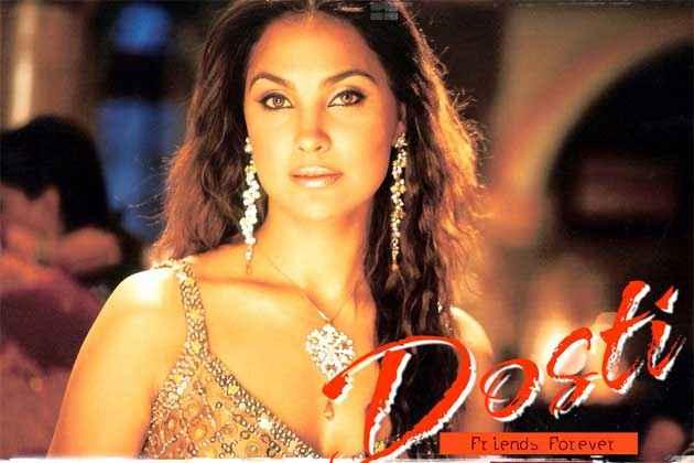 Dosti - Friends Forever Lara Dutta Wallpaper Stills