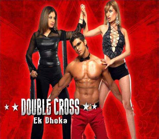 Double Cross Ek Dhoka Hot Poster