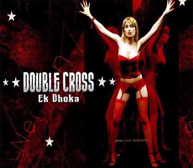 Double Cross Ek Dhoka Nigaar Khan Hot Poster