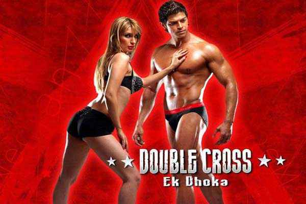 Double Cross Ek Dhoka Nigaar Khan Sexy Poster